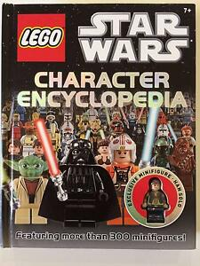 Lego Star Wars Character Encyclopedia Jilliby Wyong Area Preview