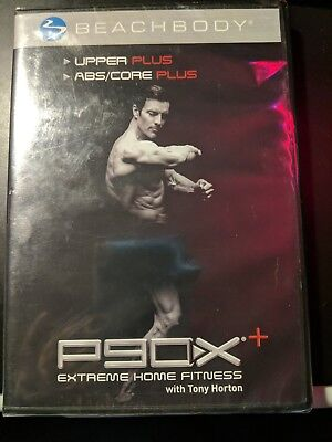 NEW P90X Beachbody Upper Body + Abs / Core Plus DVD SEALED workout fitness P90 X for sale  Sooke