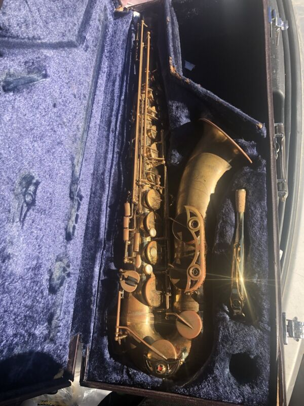Yamaha YTS 62 Tenor Sax With M1 Neck