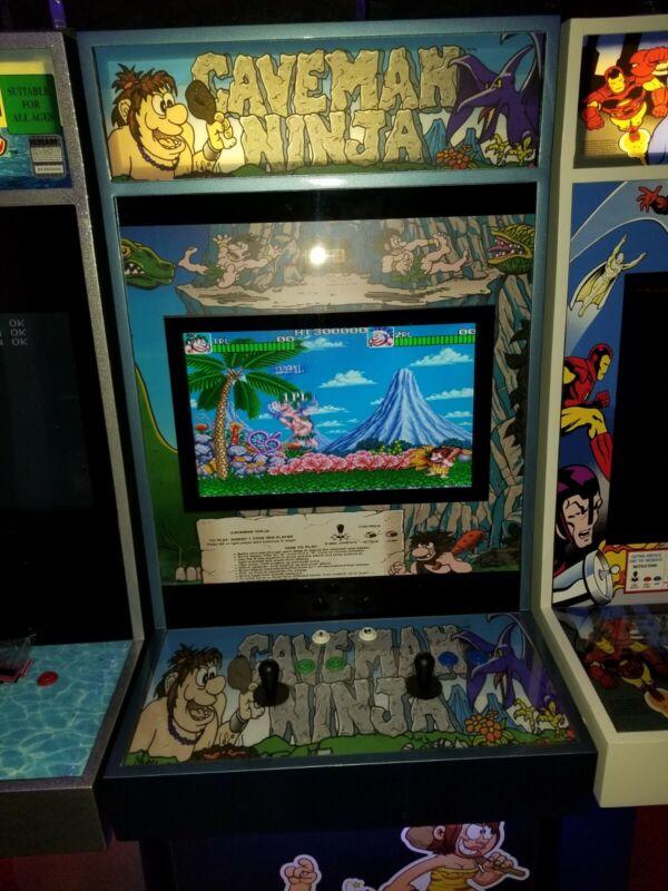 Caveman ninga Arcade pcb