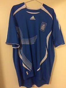 Greek Adidas Football shirt Kiama Kiama Area Preview