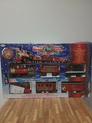 EZTEC North Pole Express Christmas Train Set G-Gauge (Large scale) NO. 37260