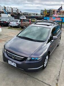 HONDA ODYSSEY 2005 LUXURY (7 SEATER)••RWC (READY) & 6 MONTH REGO Dandenong Greater Dandenong Preview