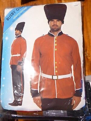 Henbrandt Busby Queen's Guard Costume,one size ( missing - Queen's Guards Kostüm