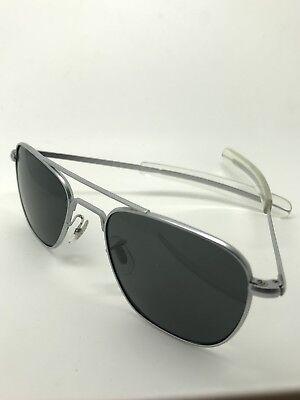 52mm Vintage Randolph Engineering Aviator air force Sunglasses Bayonet (Randolph Aviator 52mm Sunglasses)
