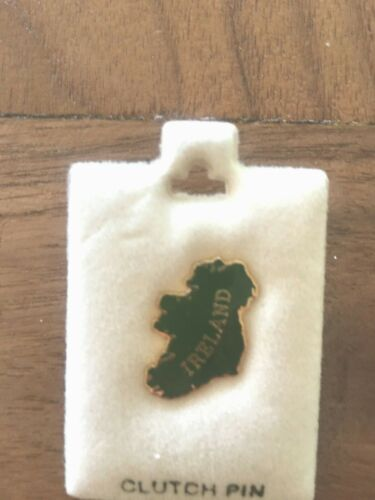 COUNTRY OF IRELAND LAPEL PIN - NEW - FROM IRELAND