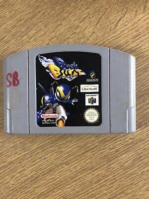Buck Bumble - N64 Nintendo 64 - Cartridge Only - Pal - Free P&P