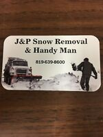 Snow removal call today pay as we go