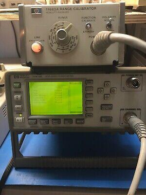 Hp Agilent Keysight E4418b Epm Series Rf Power Meter Tested Sn Us38470497