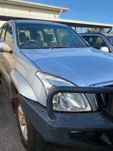 💯Sale Toyota Prado 2004 Turbo deisel Coconut Grove Darwin City Preview