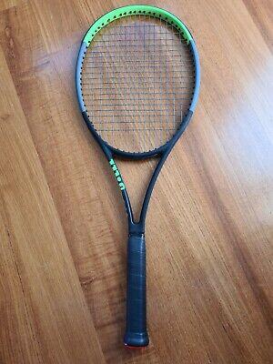 Racchetta tennis Wilson Blade 98 piatto corde 16×19 manico L3 condizioni ottime