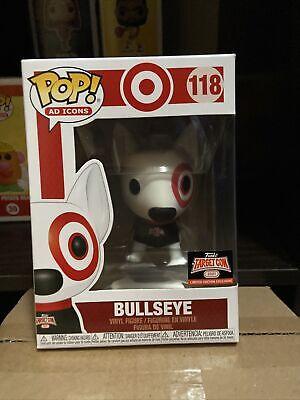 Funko Pop! Ad Icons Bullseye