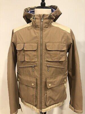 White Mountaineering Mens Gore Tex Waterproof Hooded Jacket Size Medium