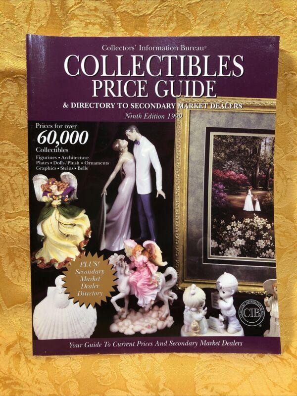 COLLECTIBLES Price Guide 1999 9th Edition Paperback CIB #104