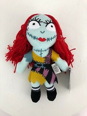 "The Nightmare Before Christmas SALLY Plush Doll Toy 9"" Disney Stocking Stuffer"