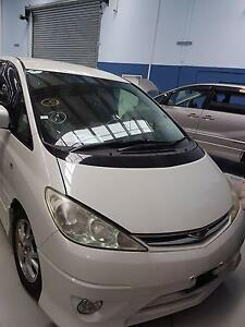 2005 Toyota Estima Van/Minivan Docklands Melbourne City Preview