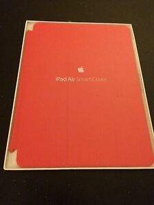 Red IPad Air Smart Cover