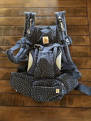 Ergo Original Baby Carrier Navy Blue Galaxy