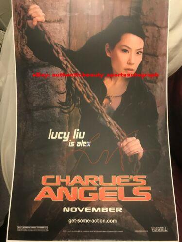 LUCY LIU CHARLIE