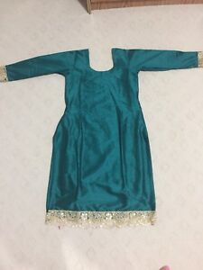 Brand new - custom made - Indian suit - SHIRT ONLY