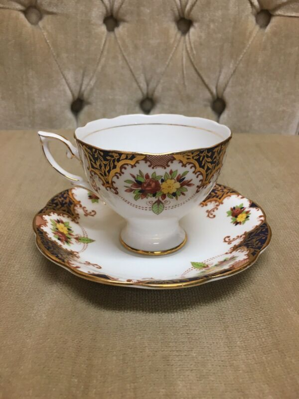 Vintage TEA CUP Royal Standard Fine Bone China, England Saucer Rare Antique