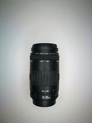 Canon Objectif Zoom Lens EOS - Zoom Lens EF 90-300 mm  - 1: 4 - 5,6  MF-AF