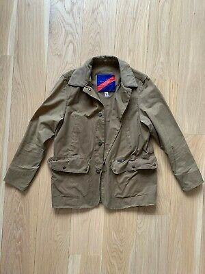 Best Made Co. Waxed Cruiser Jacket Khaki