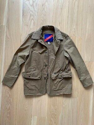 Best Made Co. Waxed Cruiser Jacket Khaki (Best Mens Waxed Jackets)