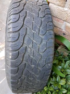 Jeep Cherokee Wheels/rims Tyres 4