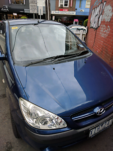 Hyundai Getz 2008 Manual  Urgent Sale Clayton South Kingston Area Preview