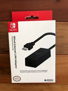 Nintendo Switch Wired LAN adapter