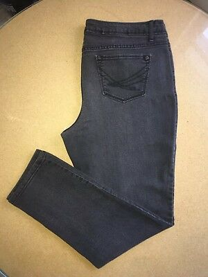 Simply Vera-Vera Wang Skinny Jeans Women's Size 12 spring summer fashion 2019 ()