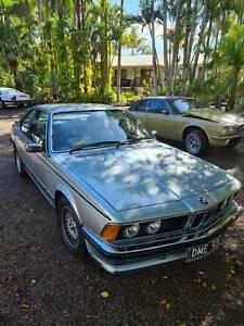 1980 BMW 6 35 CSi Automatic Coupe