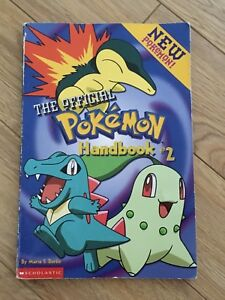 Official Pokémon Handbook #2 (MUST BE SOLD BY THIS CHRISTMAS!!)