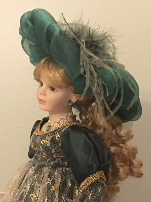 Highly Active Spirit Haunted Doll ~ Paranormal Apparition ~ Evanora