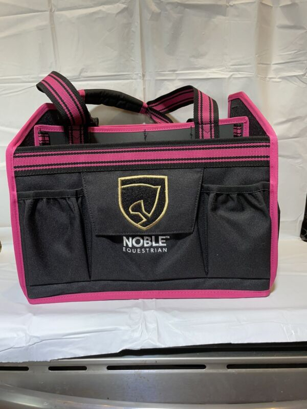 Noble  Equestrian EquinEssential Tote - NWT - Dragon Fruit