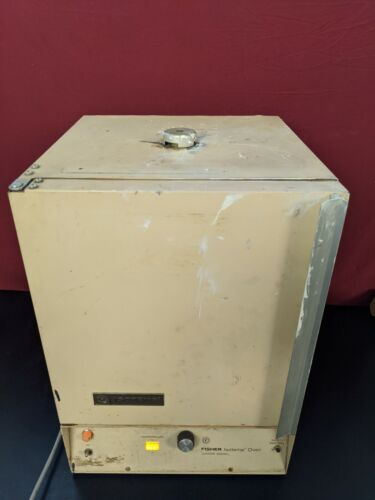 Fisher Junior Model 201 Isotemp Drying Oven 40°C to 200°C FULLY TESTED