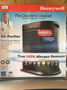 Hepa Air Purifier- Allergies or Odors