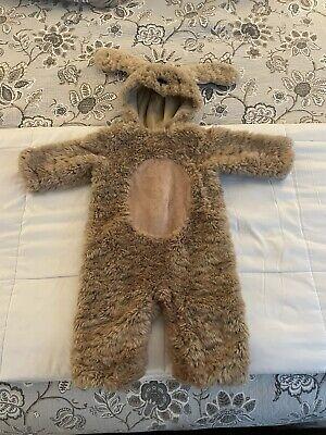 Pottery Barn Kids Baby Dog Puppy Bunny Costume Sz 6-12M Months