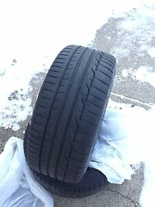 Good deal on summer tires Dunlop sport maxx