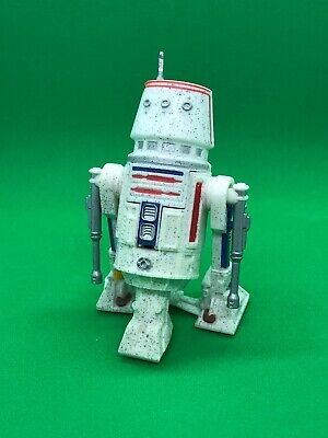 STAR WARS POTF-2 R5-D4 DROID LOOSE COMPLETE