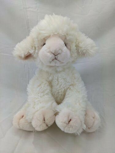 """Russ Woolo Lamb Sheep Plush 8"""" Stuffed Animal Toy"""