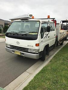 Must go-quick sale 2000 Toyota Dyna 300 Tipper!!! Officer Cardinia Area Preview
