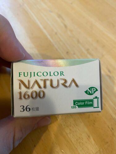 RARE Fuji Natura 1600 DISCONTINUED ***ALWAYS KEPT FROZEN *** 12-19 Exp