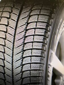 Michelin x-ice3 225/50r18