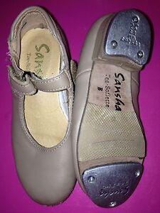 Sansha Tan Tap Dance Shoes East Maitland Maitland Area Preview