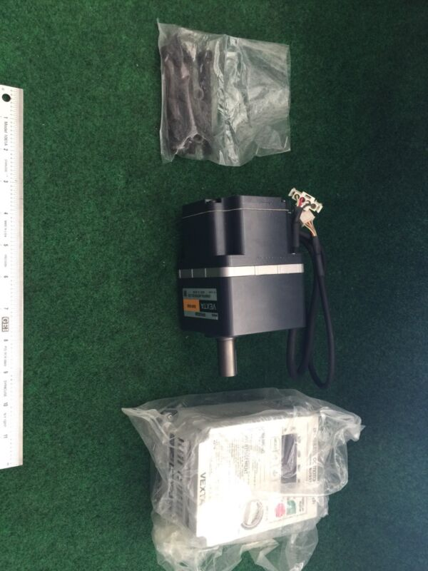Oriental Motor Co VEXTA Brushless DC Motor  and drive