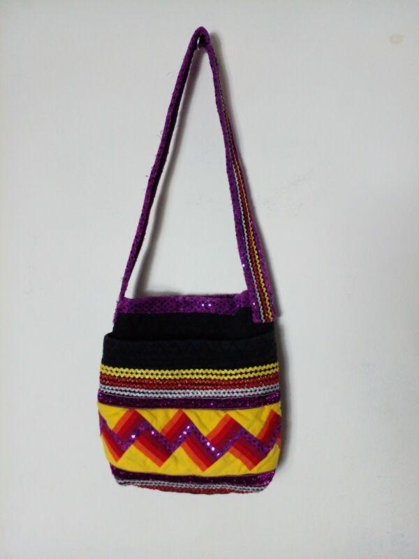 Native American Seminole Patchwork Handbag Bags Handmade
