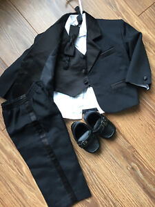 Baby Boy Formal Suit 12–18 Months
