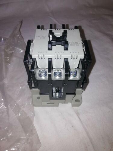 Togami-Electric PAK-35J Magnetic Contactor 3 POLES 26KW 440V 24V AC Coil